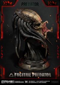 Gallery Image of Fugitive Predator Statue
