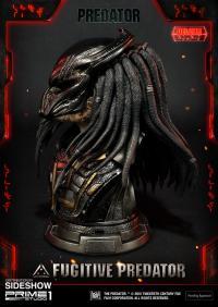 Gallery Image of Fugitive Predator Deluxe Version Statue