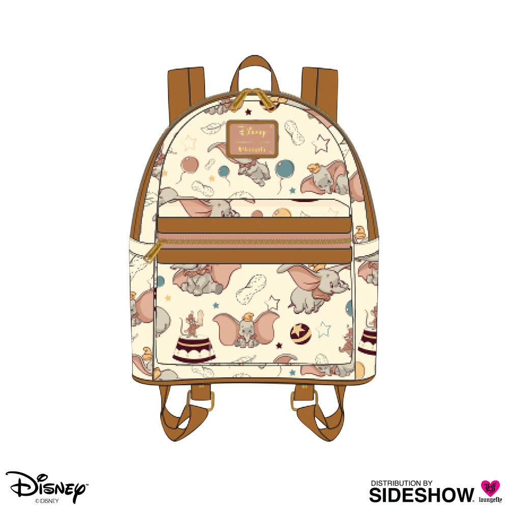 Disney Dumbo Mini Backpack Apparel by Loungefly