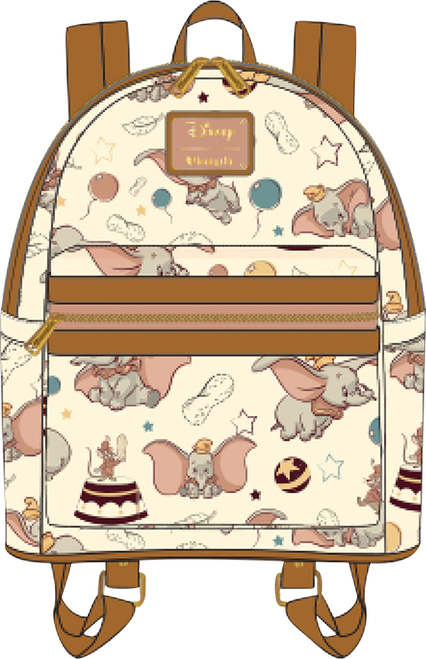 Loungefly Dumbo Mini Backpack Apparel