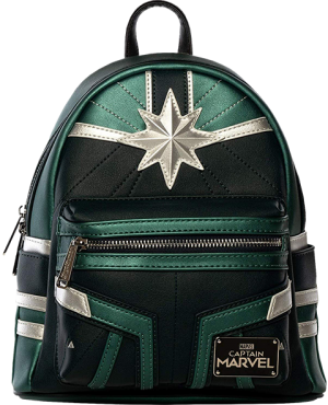 Captain Marvel Training Mini Backpack Apparel