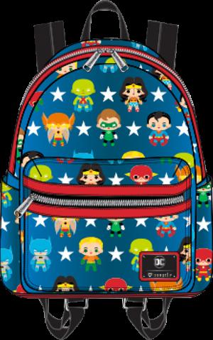 DC Characters Chibi Mini Backpack Apparel