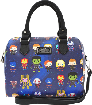 Endgame Chibi Print Duffle Bag Apparel