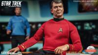 Gallery Image of Lt Commander Montgomery Scott Scotty Sixth Scale Figure