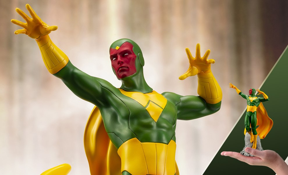 Gallery Feature Image of Vision Statue - Click to open image gallery