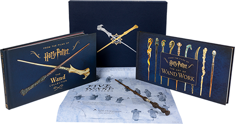 Insight Editions Harry Potter The Wand Collection Book