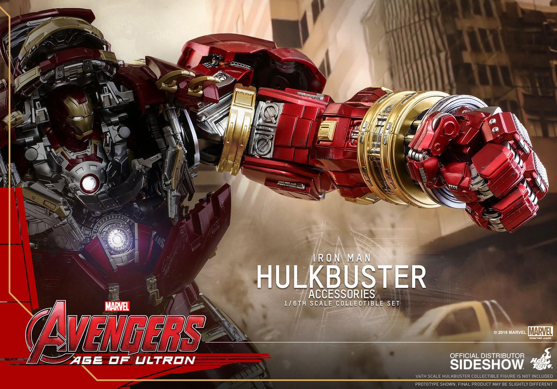 Hot Toys Avengers Hulkbuster Touma Diecast Keychain Orginal High Quality Gifts