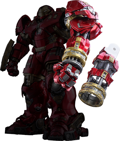 Hulkbuster Accessory Pack - Hot Toys