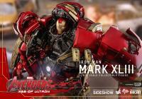 Gallery Image of Iron Man Mark XLIII Sixth Scale Figure