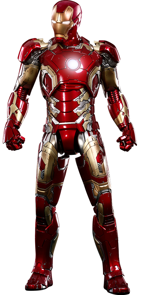 Iron Man Mark XLIII Hot Toys - Sideshow Collectibles