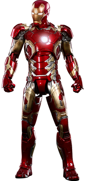 Iron Man Mark XLIII Sixth Scale Figure