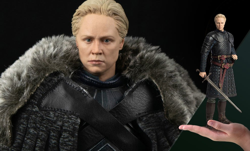 Gallery Feature Image of Brienne of Tarth Deluxe Version Sixth Scale Figure - Click to open image gallery