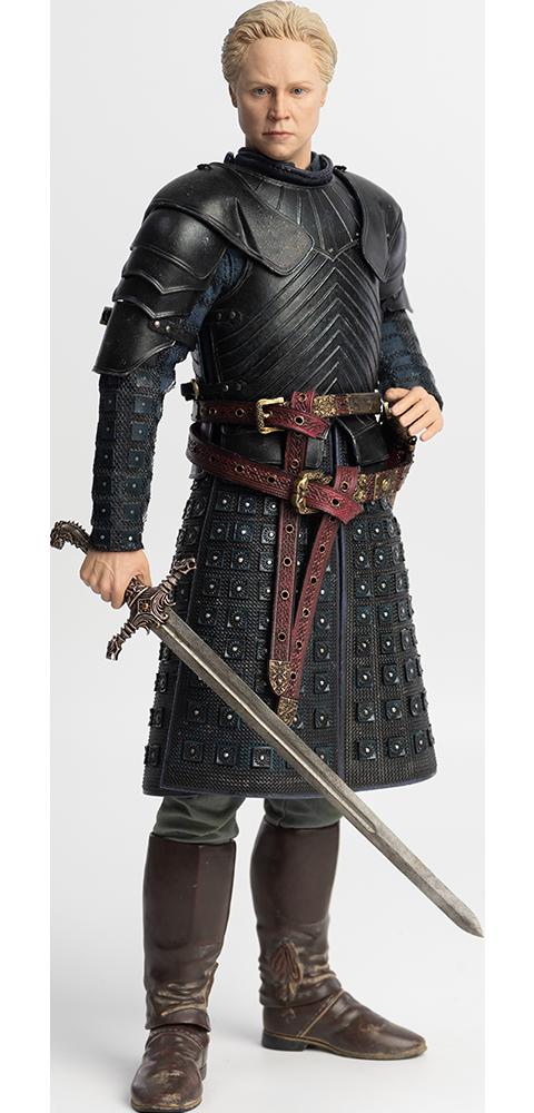Threezero Brienne of Tarth Deluxe Version Sixth Scale Figure
