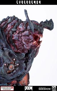 Gallery Image of Cyberdemon Statue Statue
