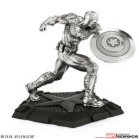 Gallery Image of Captain America First Avenger Figurine Pewter Collectible