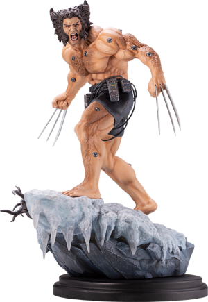 Weapon X Statue