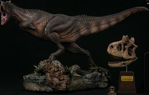 Damtoys Carnotaurus Statue