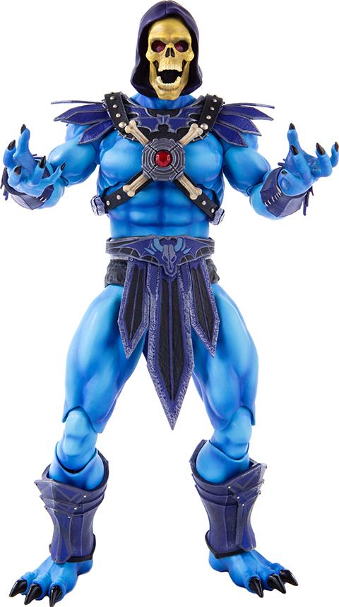 Mondo Skeletor Sixth Scale Figure