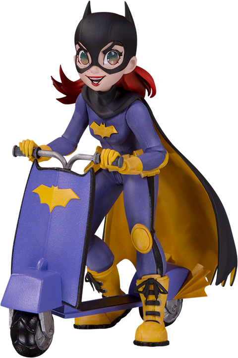 DC Direct Batgirl Vinyl Collectible