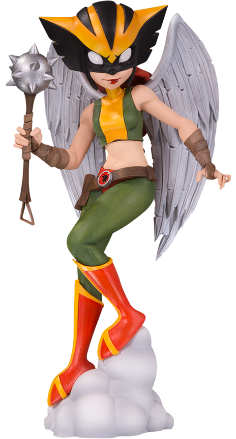 DC Collectibles Hawkgirl Vinyl Collectible