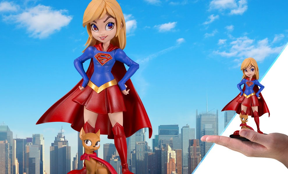 Gallery Feature Image of Supergirl Vinyl Collectible - Click to open image gallery