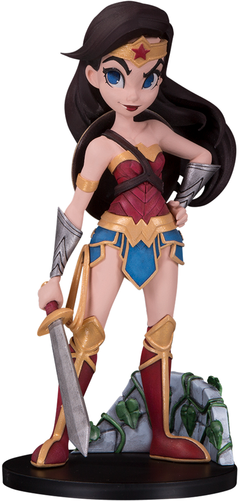 DC Collectibles Wonder Woman Vinyl Collectible