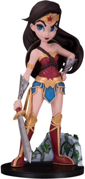 Wonder Woman Vinyl Collectible