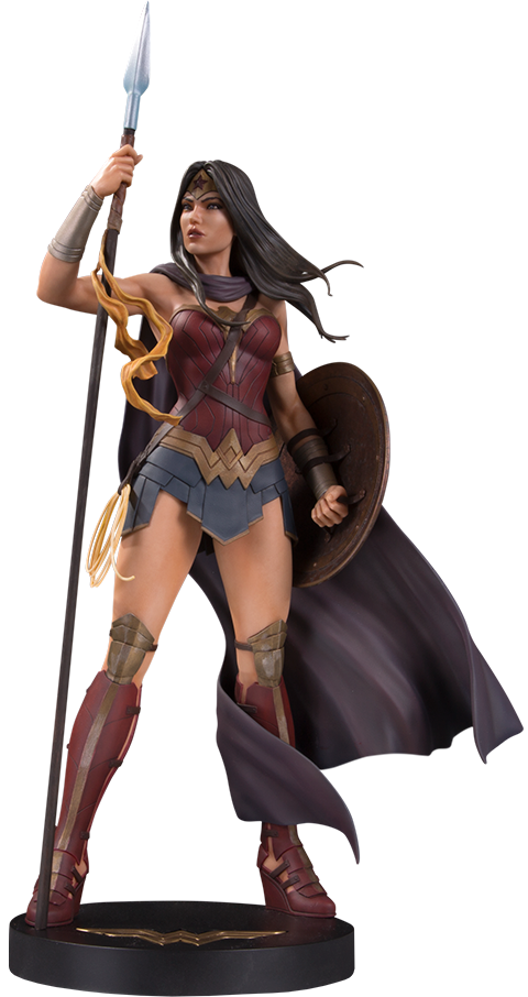 DC Collectibles Wonder Woman Statue