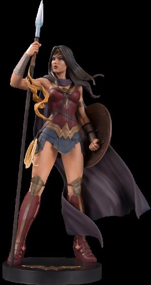 Wonder Woman Statue