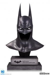 Gallery Image of Arkham Asylum Batman Cowl Statue