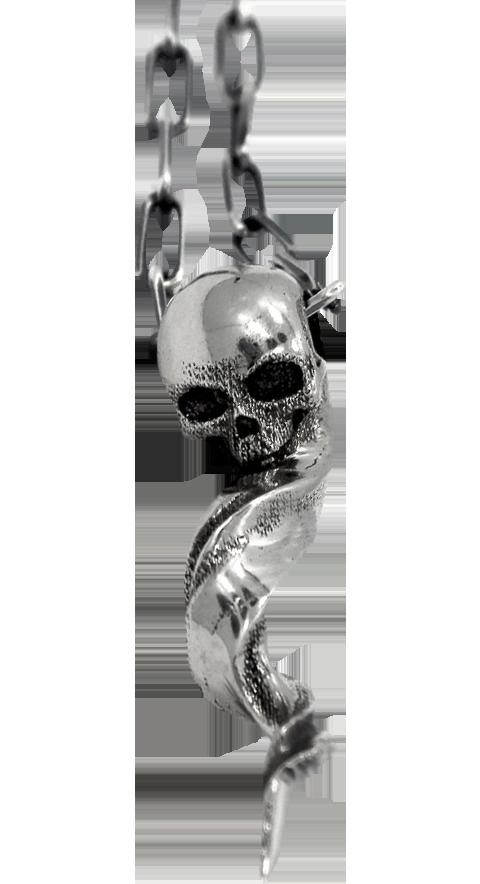 Han Cholo Spirit Skull Pendant Jewelry
