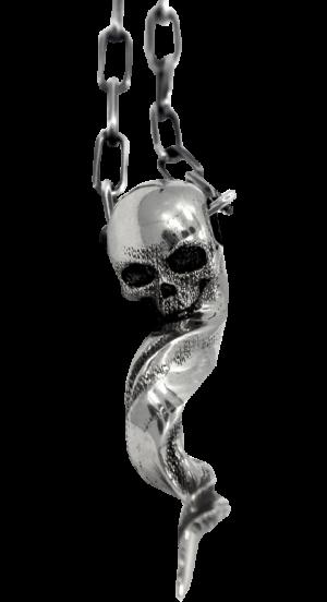 Spirit Skull Pendant Jewelry