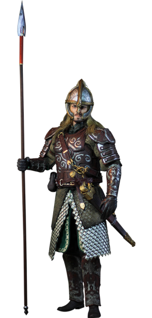 Eomer Sixth Scale Figure