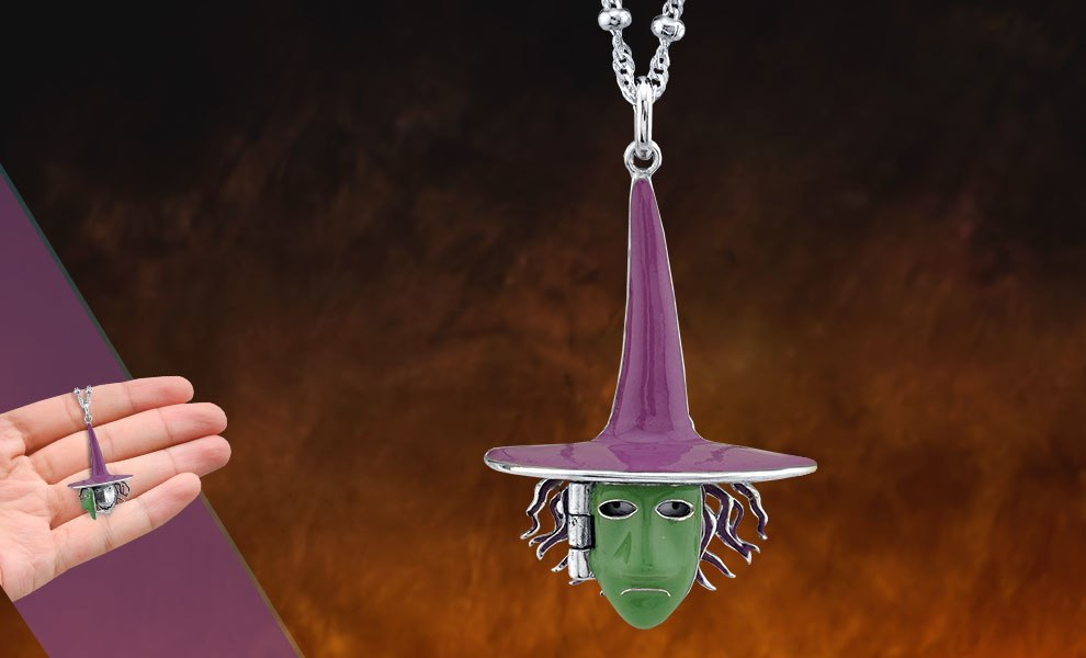 Gallery Feature Image of Shock Mask Necklace Jewelry - Click to open image gallery