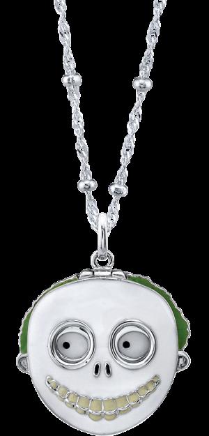 Barrel Mask Necklace Jewelry