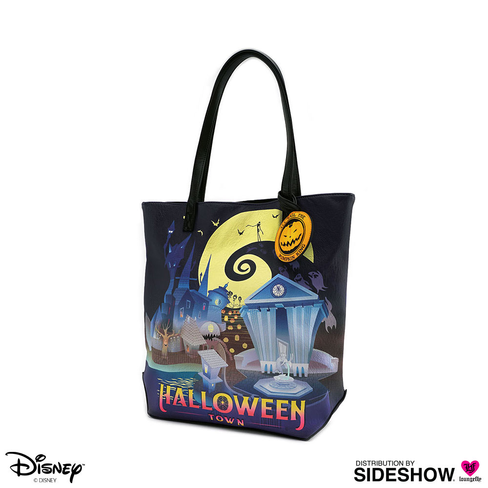 The Nightmare Before Christmas 2-Sided Tote Bag - Prototype Shown