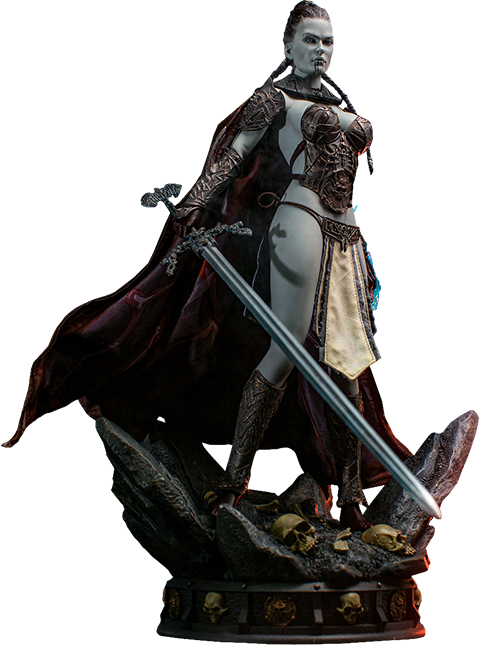 Phicen Kier - First Sword of Death Sixth Scale Figure