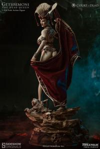 Gallery Image of Gethsemoni The Dead Queen Sixth Scale Figure