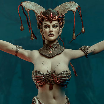 Gethsemoni The Dead Queen Court of the Dead Sixth Scale Figure