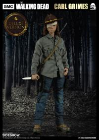 Gallery Image of Carl Grimes Deluxe Version Sixth Scale Figure