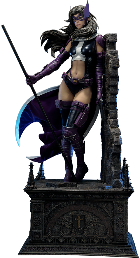 Prime 1 Studio Huntress Fabric Cape Edition Statue