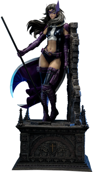 Huntress Fabric Cape Edition Statue