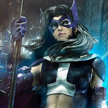 Huntress Fabric Cape Edition DC Comics 1:3 Scale Statue