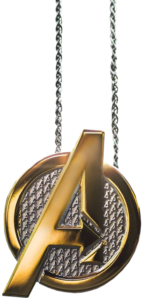 Whats Your Passion Jewelry Avengers Necklace Jewelry