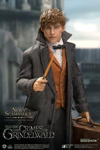Gallery Image of Newt Scamander Collectible Figure
