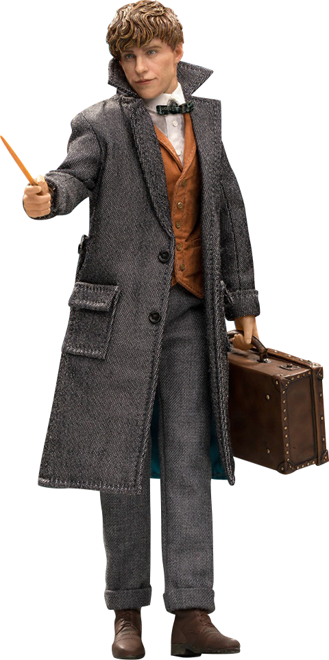 Star Ace Toys Ltd. Newt Scamander Collectible Figure