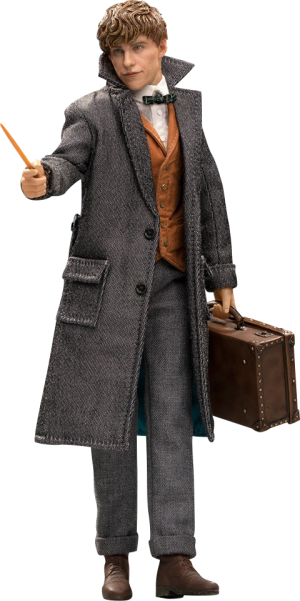 Newt Scamander Collectible Figure