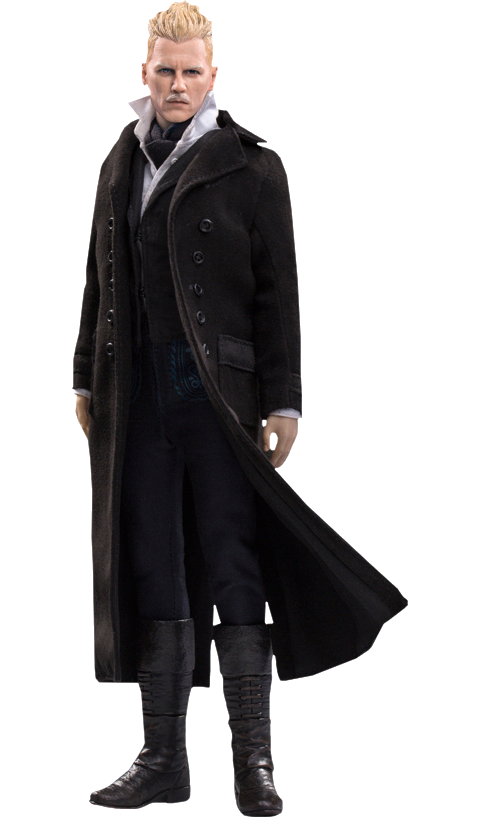 Star Ace Toys Ltd. Gellert Grindelwald Collectible Figure