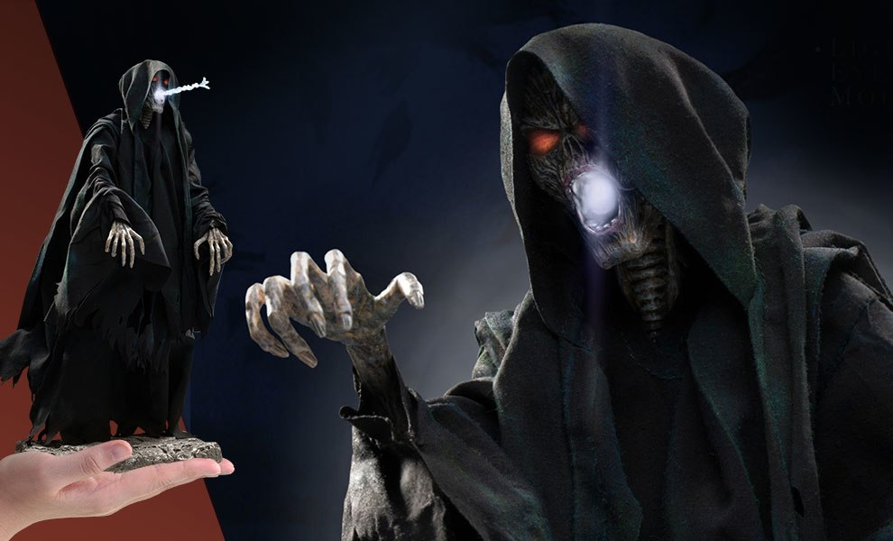 Gallery Feature Image of Dementor Deluxe Version Sixth Scale Figure - Click to open image gallery