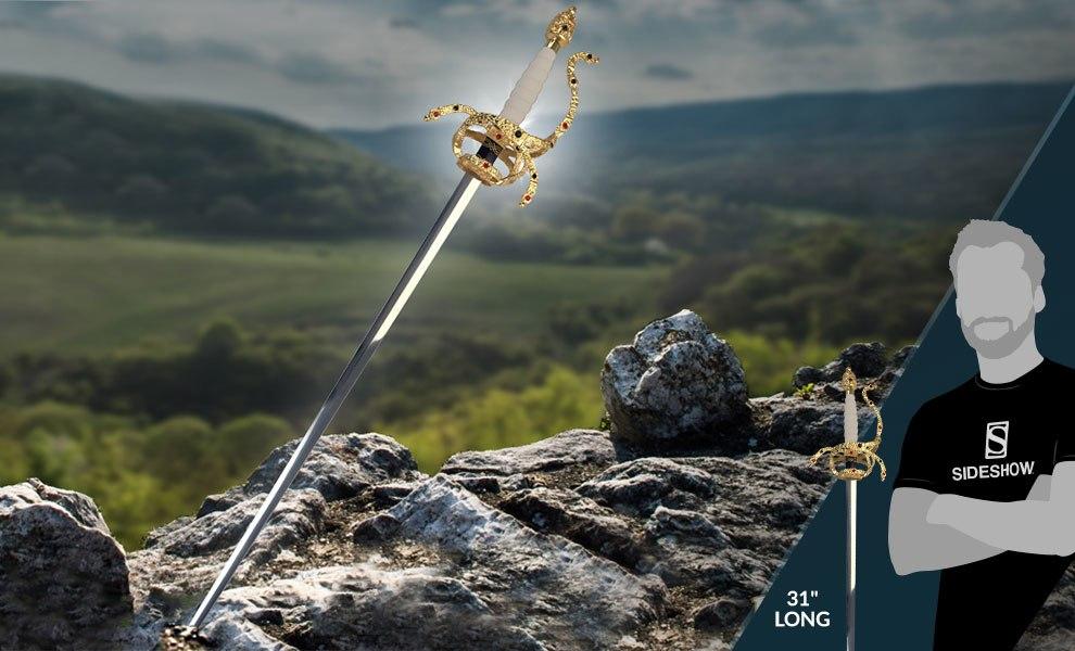 Gallery Feature Image of The Sword of Inigo Montoya Prop Replica - Click to open image gallery